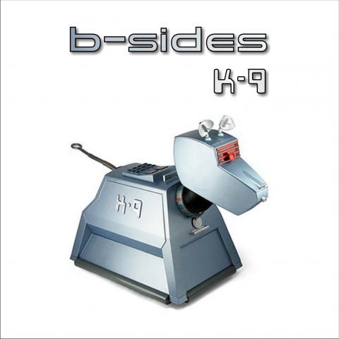 B-Sides - K-9 (2008) single